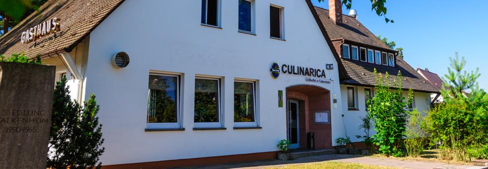 Grillbufett in Falkenheim